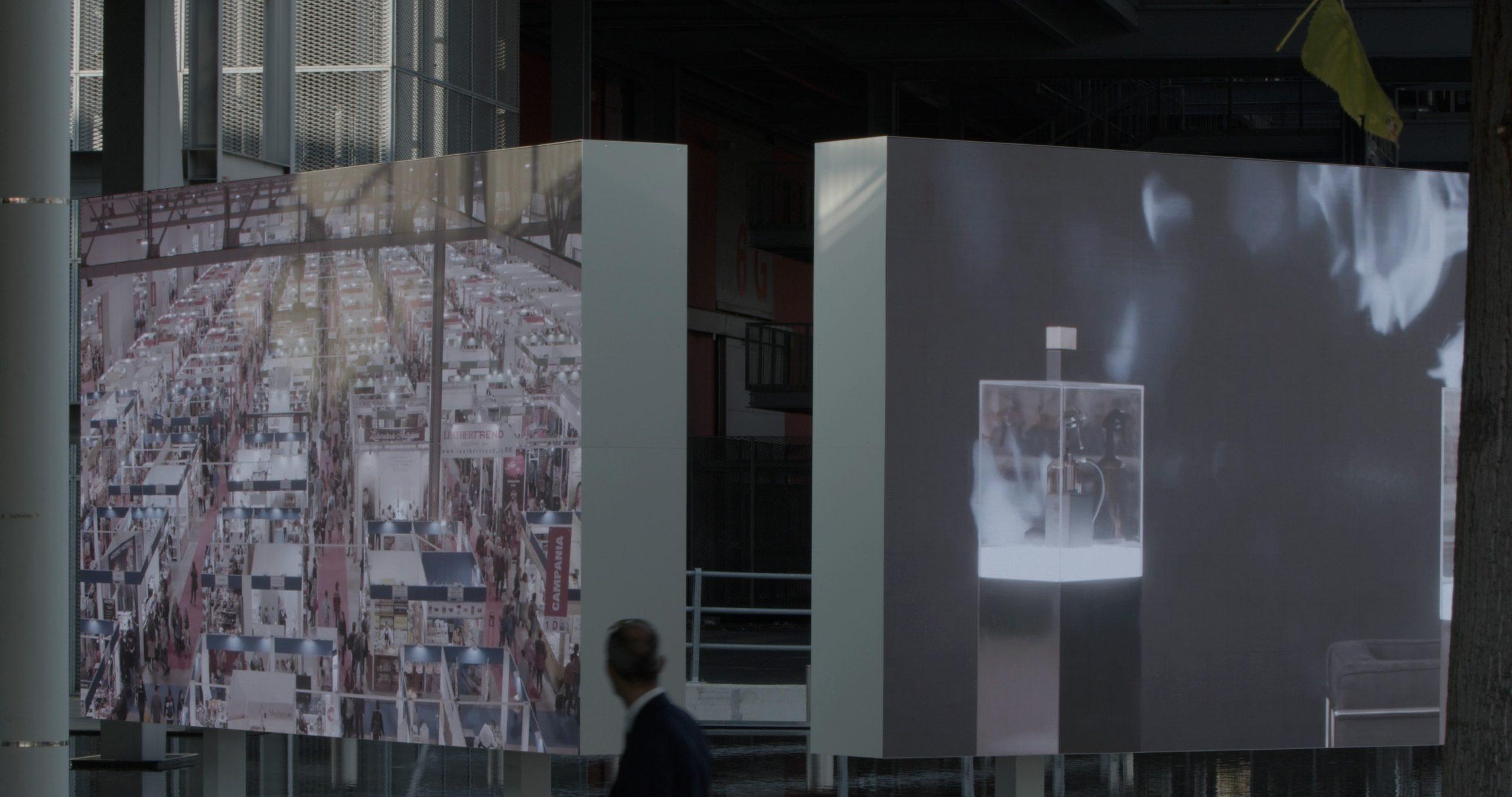 Fiera Milano Rho Mico Portello Leftloft documentario culturale